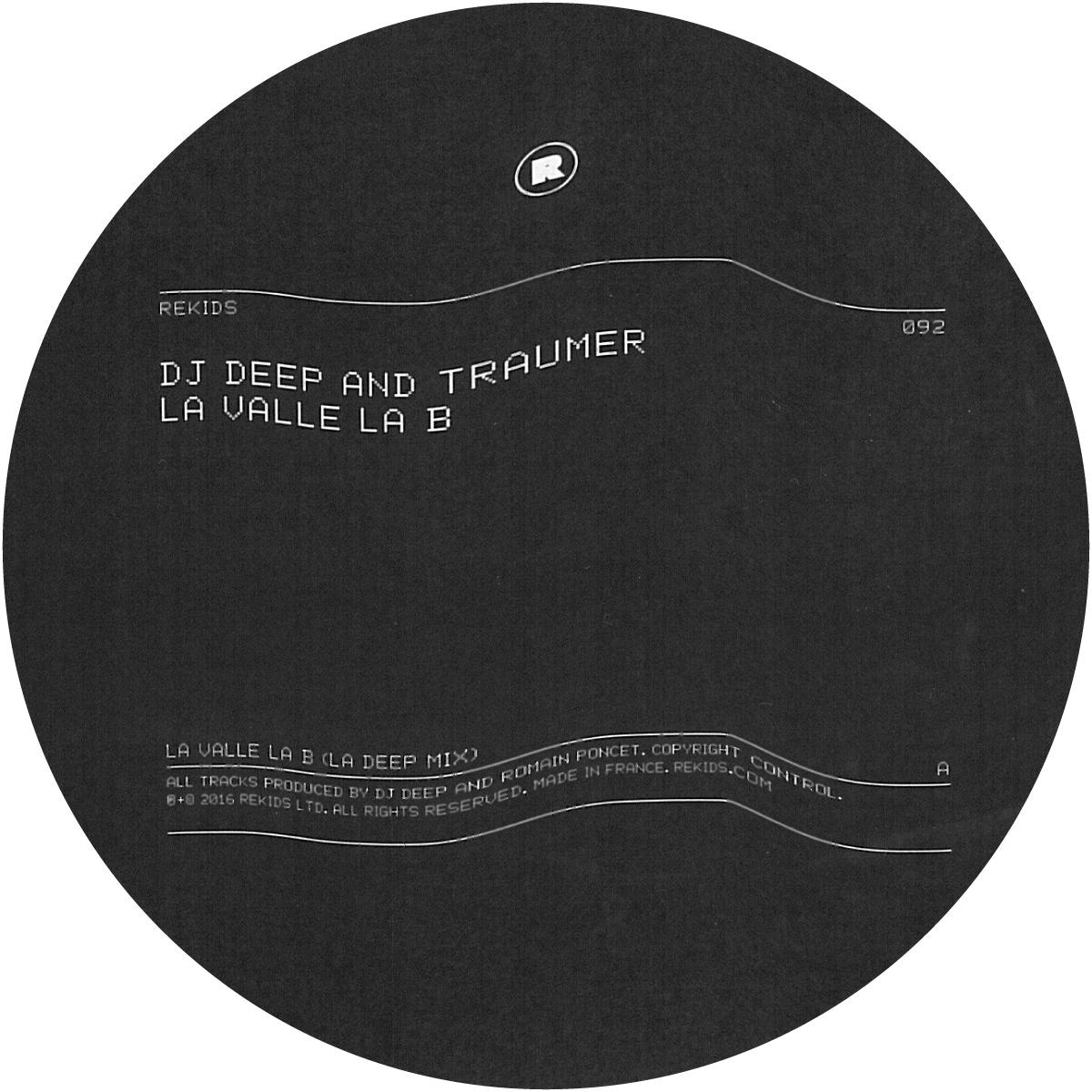 DJ Deep & Traumer – La Valle La B (La Spicy Mix)