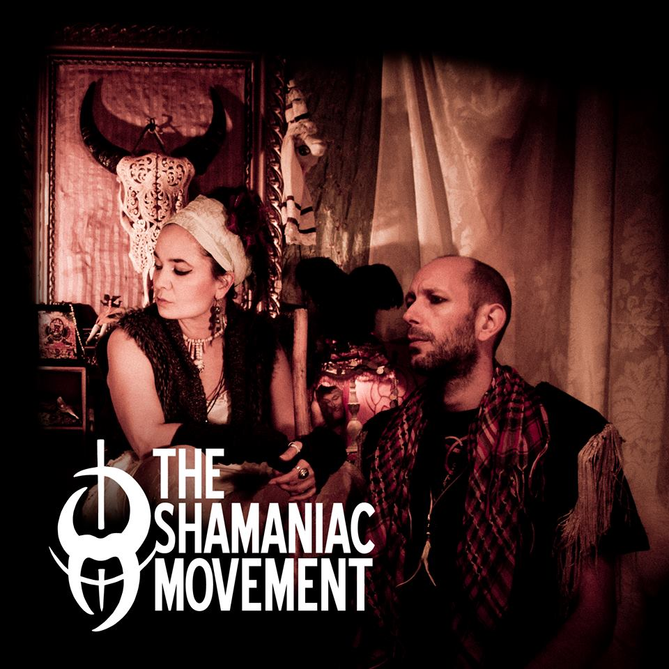 Sinchi & Friends 33 – The Shamaniac Movement