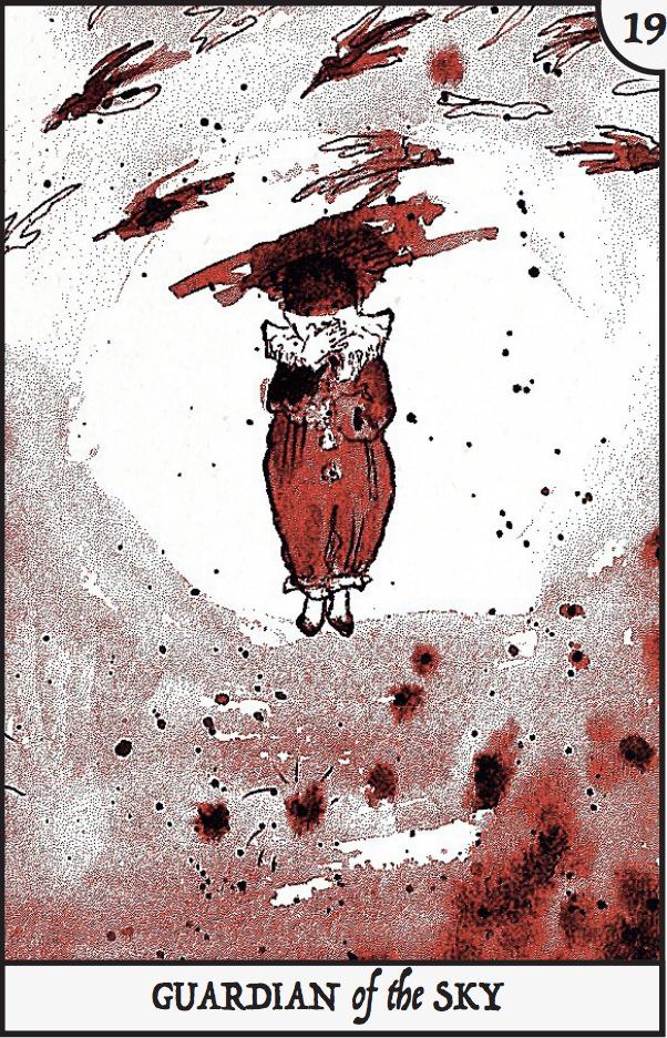 Agharo 01 – Lola Villa (Guardian of the Sky)