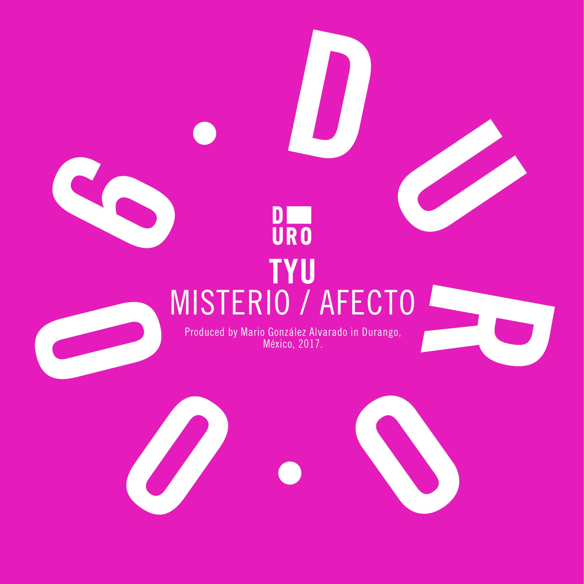 PREMIERE – TYU – Afecto (AMBIANCE Remix)