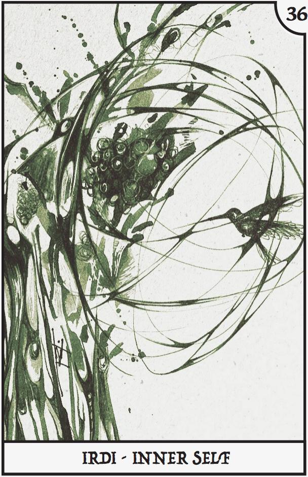 Agharo 02 – Kiki Toao of The Shamaniac Movement (Irdi – Inner Self)