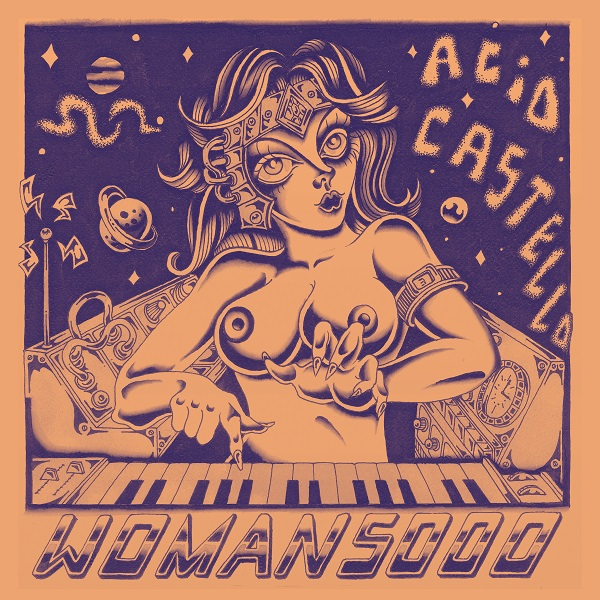PREMIERE – Acid Castello – The Land Of The Holy River