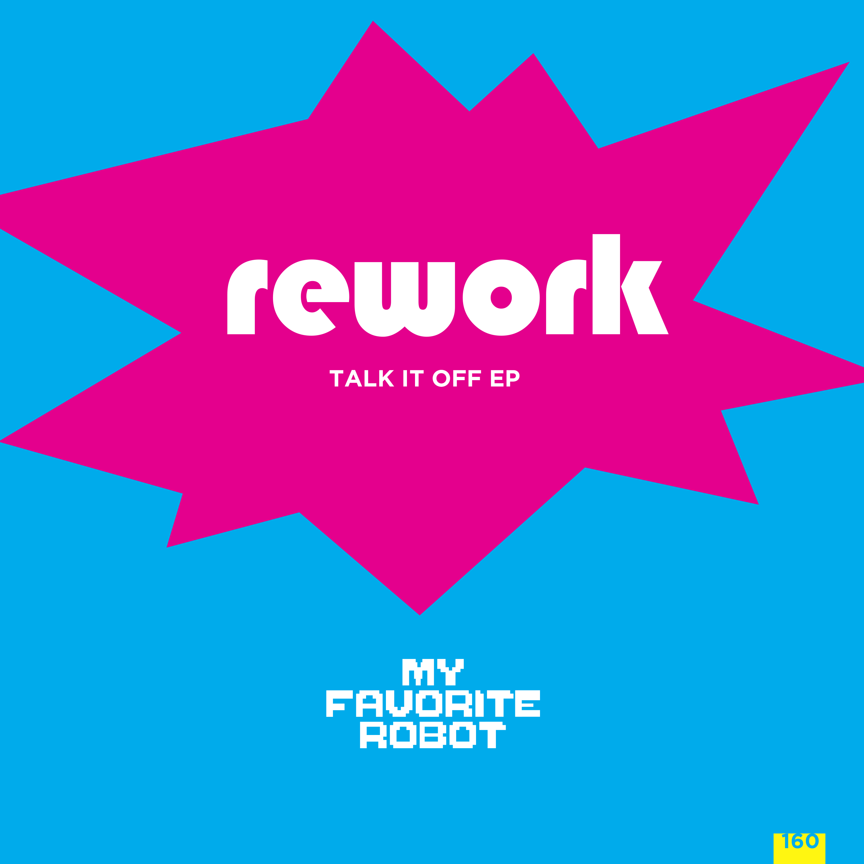 PREMIERE – Rework – Think About You (My Favourite Robot)