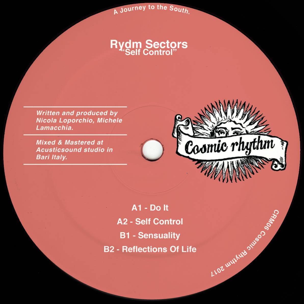 PREMIERE – Rydm Sectors – Reflections Of Love (Cosmic Rhythm)