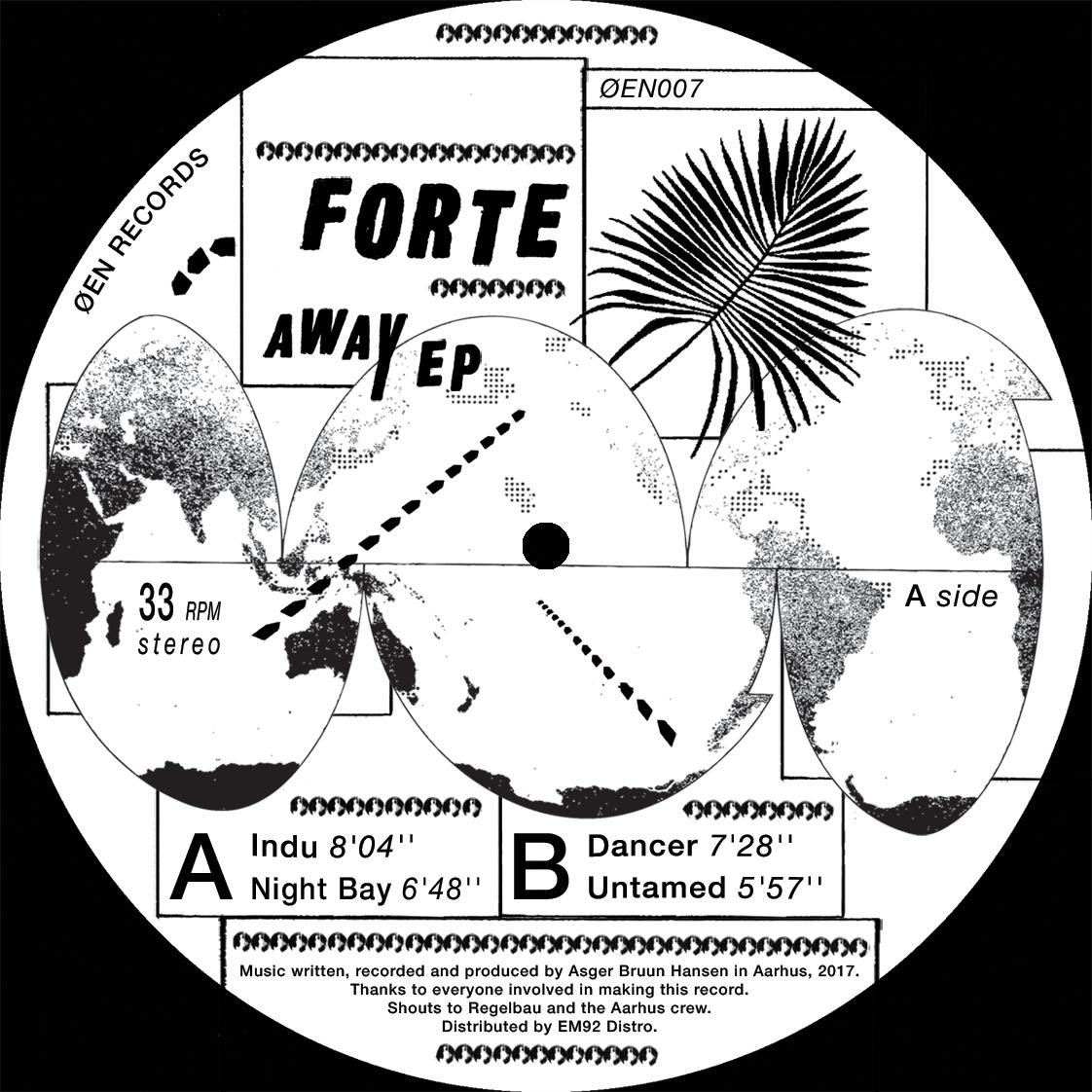 PREMIERE – Forte – Untamed (ØEN REC)