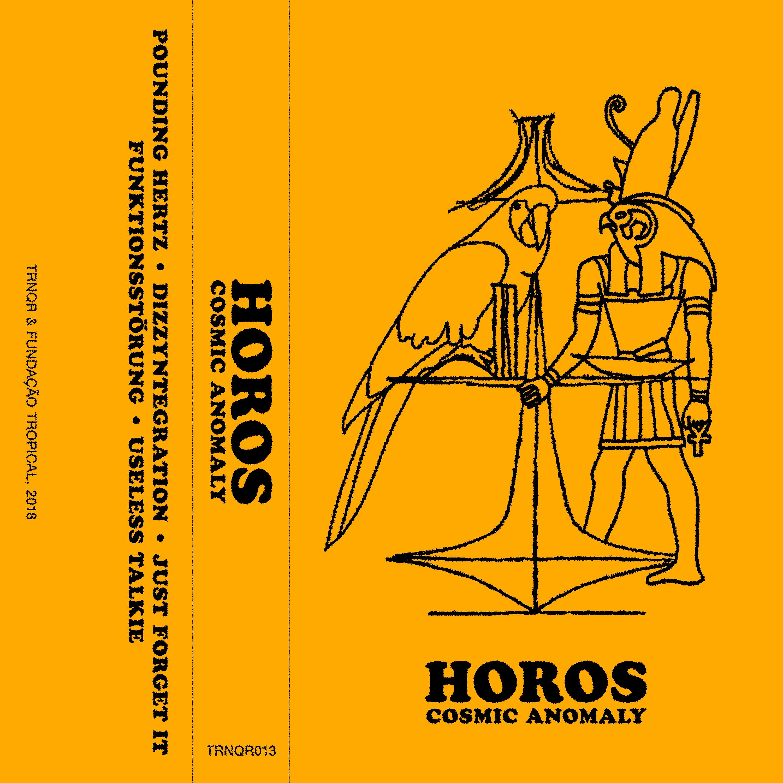 PREMIERE – Horos — Pounding Hertz (TRNQR)
