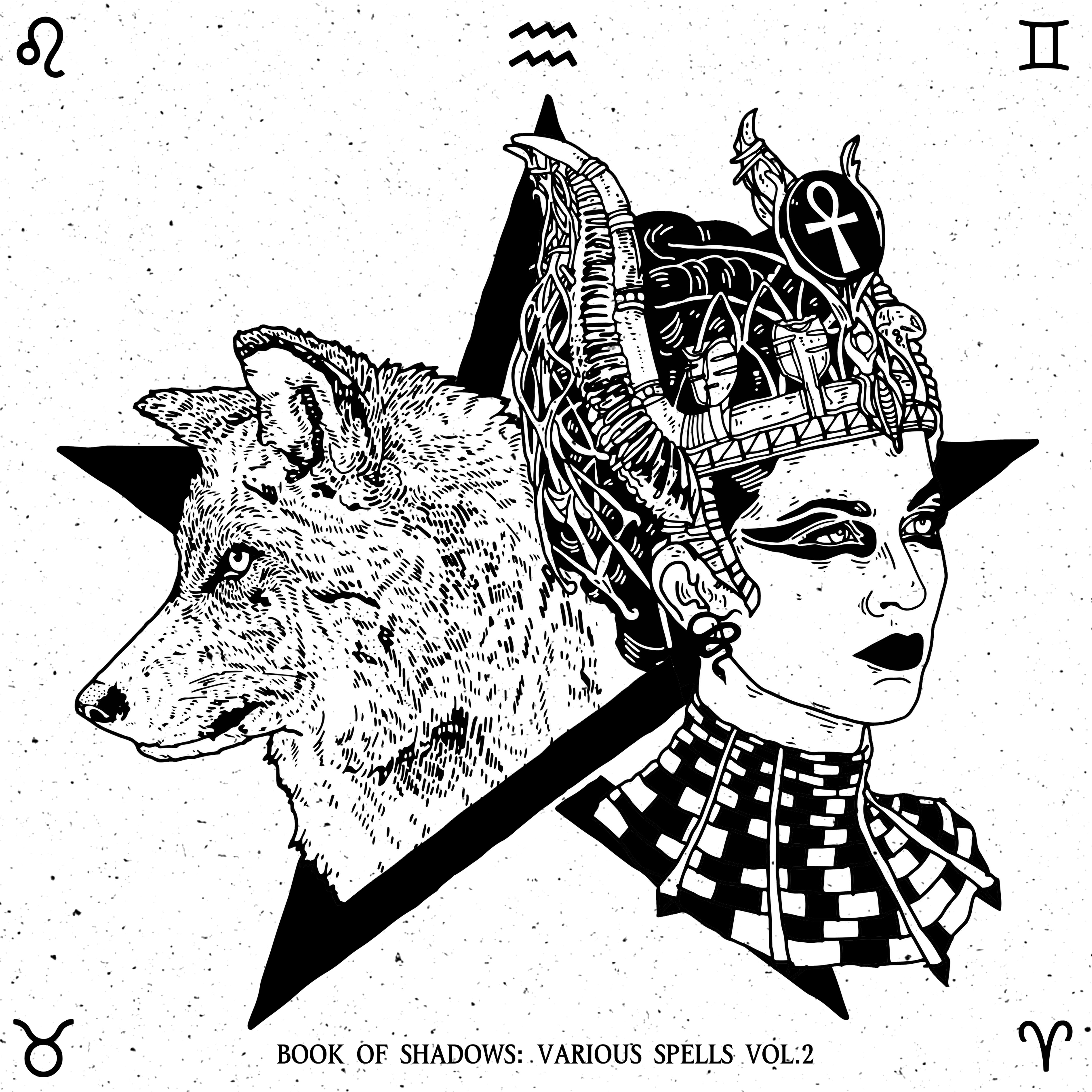 PREMIERE – Lucia Luna – Origami (Occultists)