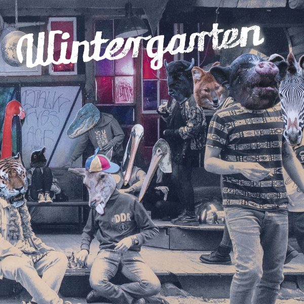 SISYPHON009 Wintergarten COVER