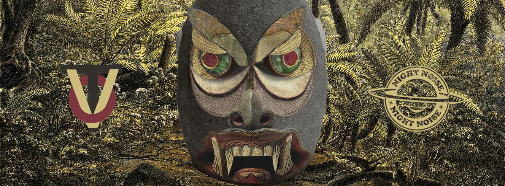 Tales Of Voodoo – Moon Rituals (Night Noise)