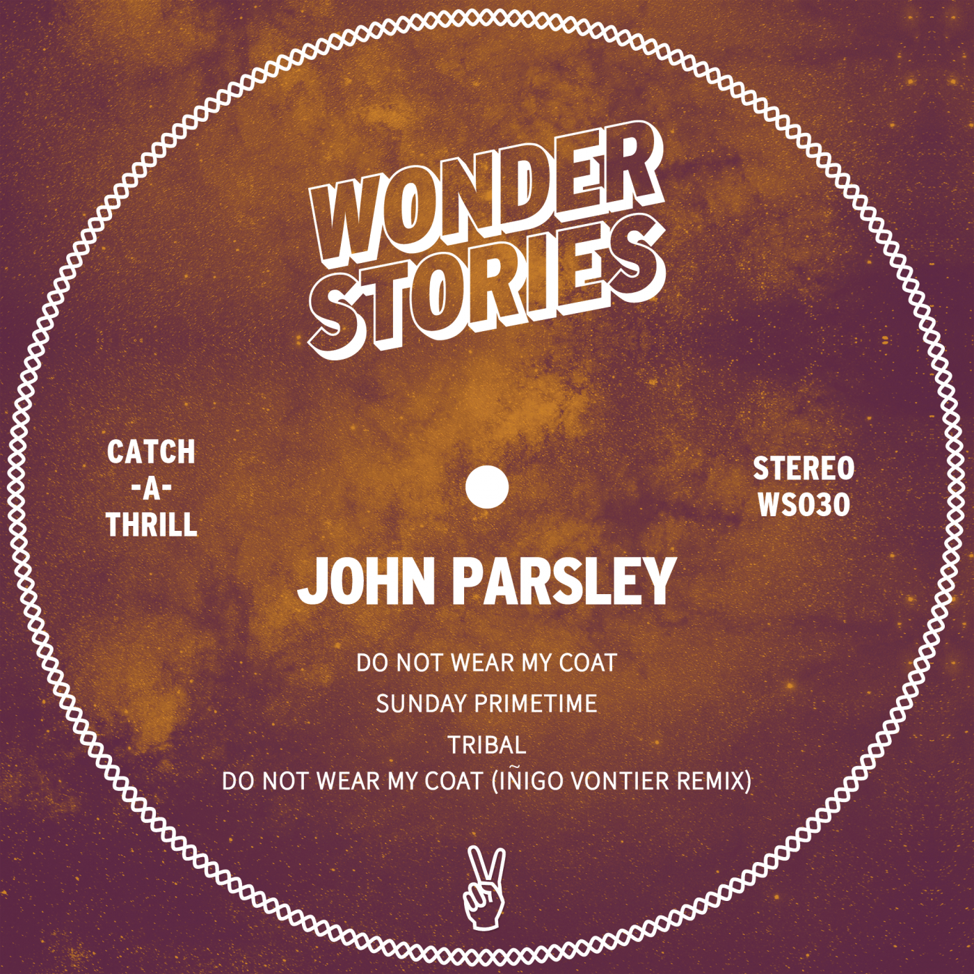 PREMIERE – John Parsley – Tribal (Wonder Stories)