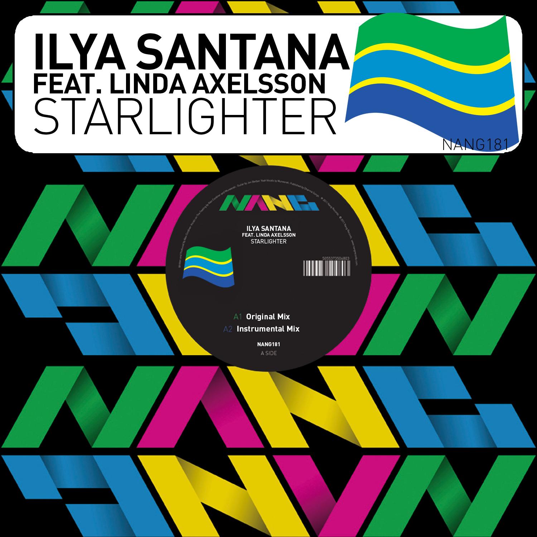 PREMIERE – Ilya Santana ft. Linda Axelsson – Starlighter (Tarantismo Mix) (Nang records)
