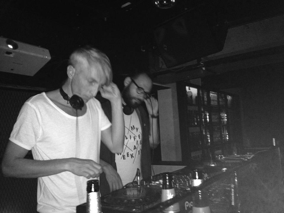 PREMIERE – La Fraicheur & Leonard de Leonard – Murky (Club Bizarre Remix) (Leonizer Records)