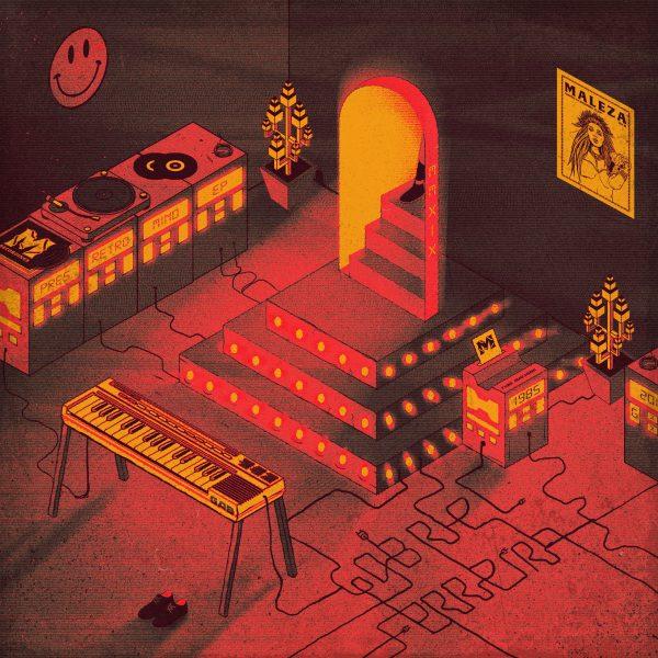 RETRO MIND EP BY GABRIEL FERREIRA