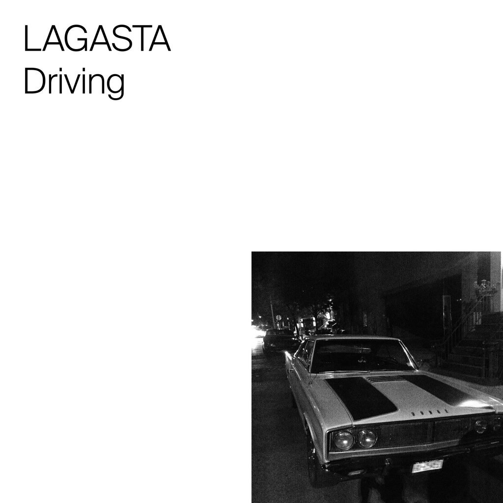 LAGASTA Driving EP cover