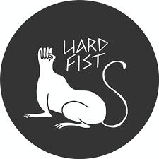 hard fist logo