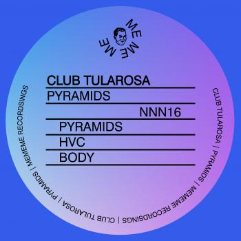 CLUB TULAROSA PURPLE HUE SQUARE