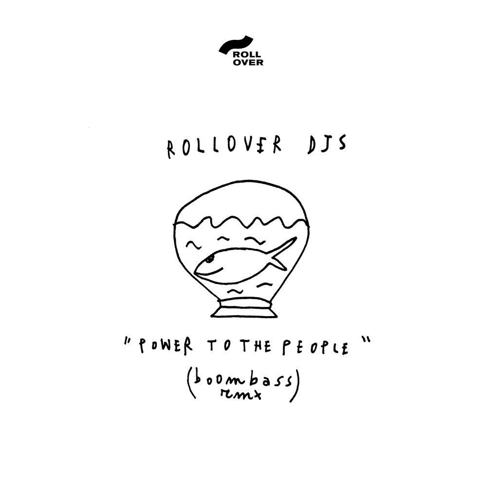 RolloverDjs PowertothePeople Boombass remix
