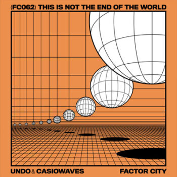 FC062 THIS IS NOT THE END OF THE WORLD UNDO CASIOWAVES Copy